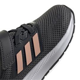 Adidas Runfalcon I Jr EG2224 shoes grey 3