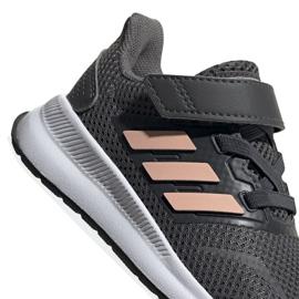 Adidas Runfalcon I Jr EG2224 shoes grey 4