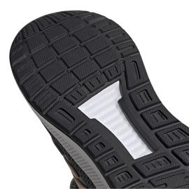 Adidas Runfalcon I Jr EG2224 shoes grey 5