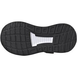 Adidas Runfalcon I Jr EG2224 shoes grey 6