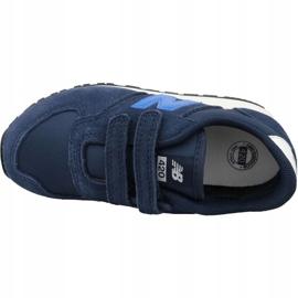 New Balance Jr YV420SB shoes navy 2