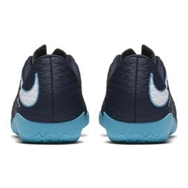 Indoor shoes Nike HypervenomX Phelon Iii Ic navy multicolored 2