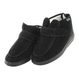 Befado women's shoes pu orto 987D002 black 4
