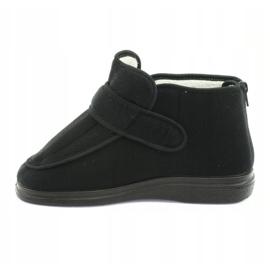 Befado women's shoes pu orto 987D002 black 3