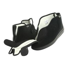 Befado women's shoes pu orto 987D002 black 5