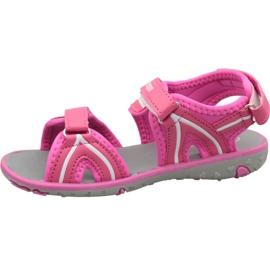 Kappa Breezy Ii K 260679K-2210 sandals pink 1