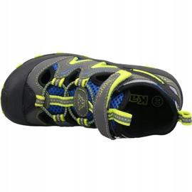 Kappa Reminder K 260682K1633 shoes grey 2