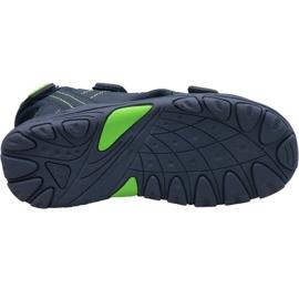 Kappa Symi K 260685K-6730 sandals navy 3