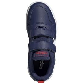 Adidas Tensaur C Jr EF1095 shoes navy 1