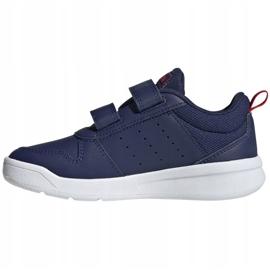 Adidas Tensaur C Jr EF1095 shoes navy 2