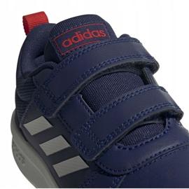Adidas Tensaur C Jr EF1095 shoes navy 3