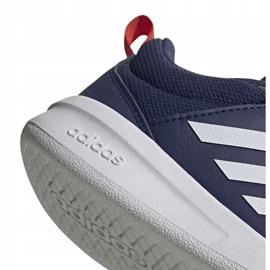 Adidas Tensaur C Jr EF1095 shoes navy 4
