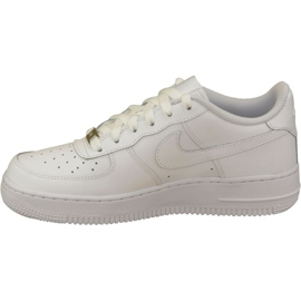Nike Air force 1 Gs Jr 314192-117 shoes white 1