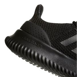Adidas Cloudfoam Ultimate Jr DB2757 shoes black 5