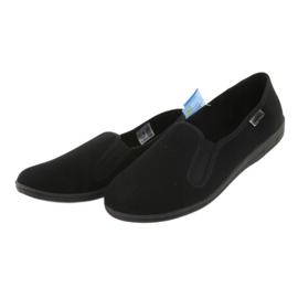 Befado men's shoes pvc 001M060 black 3