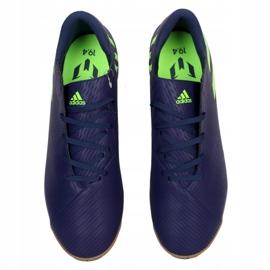 Adidas Nemeziz Messi 19.3 In M EF1810 shoes navy navy 2