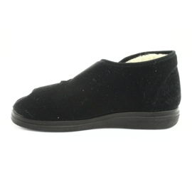 Befado men's shoes pu 986M011 black 3