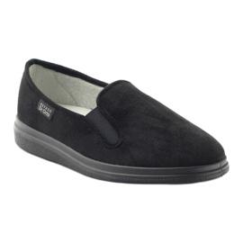 Befado women's shoes pu 991D002 black 4