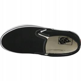 Vans Classic Slip-On Veyeblk shoes black 2