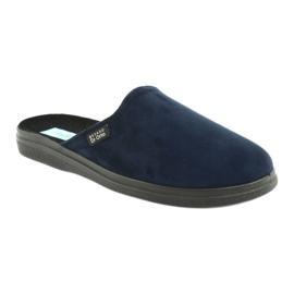 Befado men's shoes pu 125M006 navy 2