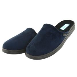 Befado men's shoes pu 125M006 navy 4