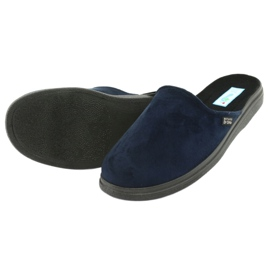 Befado men's shoes pu 125M006 navy 5