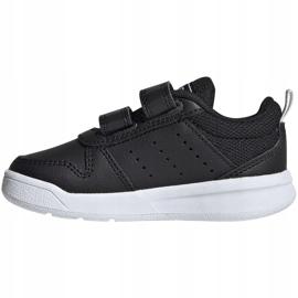 Adidas Tensaur I Jr EF1102 shoes black 2