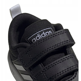 Adidas Tensaur I Jr EF1102 shoes black 4