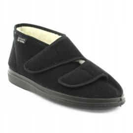 Befado women's shoes pu 986D011 black 2