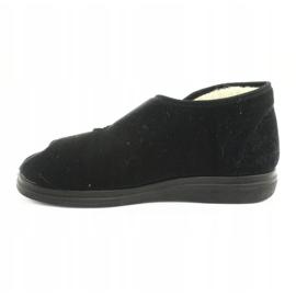 Befado women's shoes pu 986D011 black 3