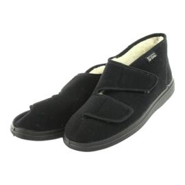 Befado women's shoes pu 986D011 black 4