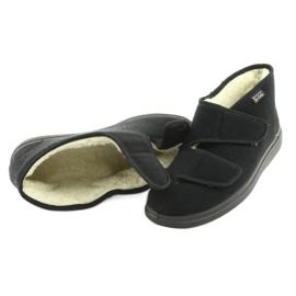 Befado women's shoes pu 986D011 black 5