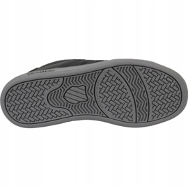 K-Swiss Hoke Plaid Jr 85111-050 shoes black 3