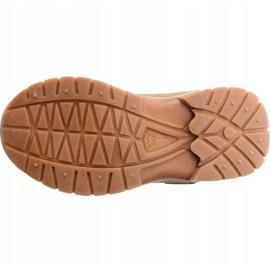 Kappa Bright Mid K Jr 260239K 4141 shoes brown 4