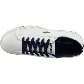 Lacoste Riberac 119 Jr shoes 737CUJ0020WN1 white 2