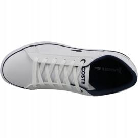 Lacoste Lerond Bl 2 Jr 737CUJ0027042 shoes white 2