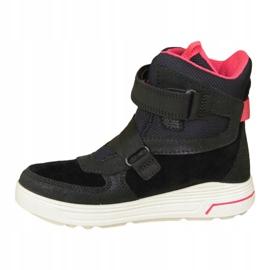 Ecco Urban Snowboarder Jr 72215250133 shoes black 1