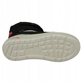 Ecco Urban Snowboarder Jr 72215250133 shoes black 3