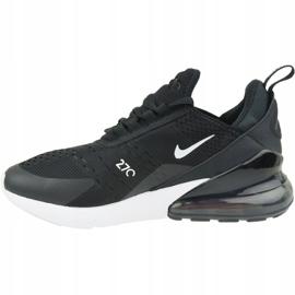 Nike Air Max 270 Gs Jr 943345-001 shoes black 1