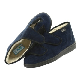 Befado women's shoes pu 986D010 navy 5