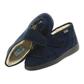 Befado women's shoes pu 986D010 navy blue 5
