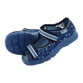 Befado children's shoes 969X141 navy blue 6
