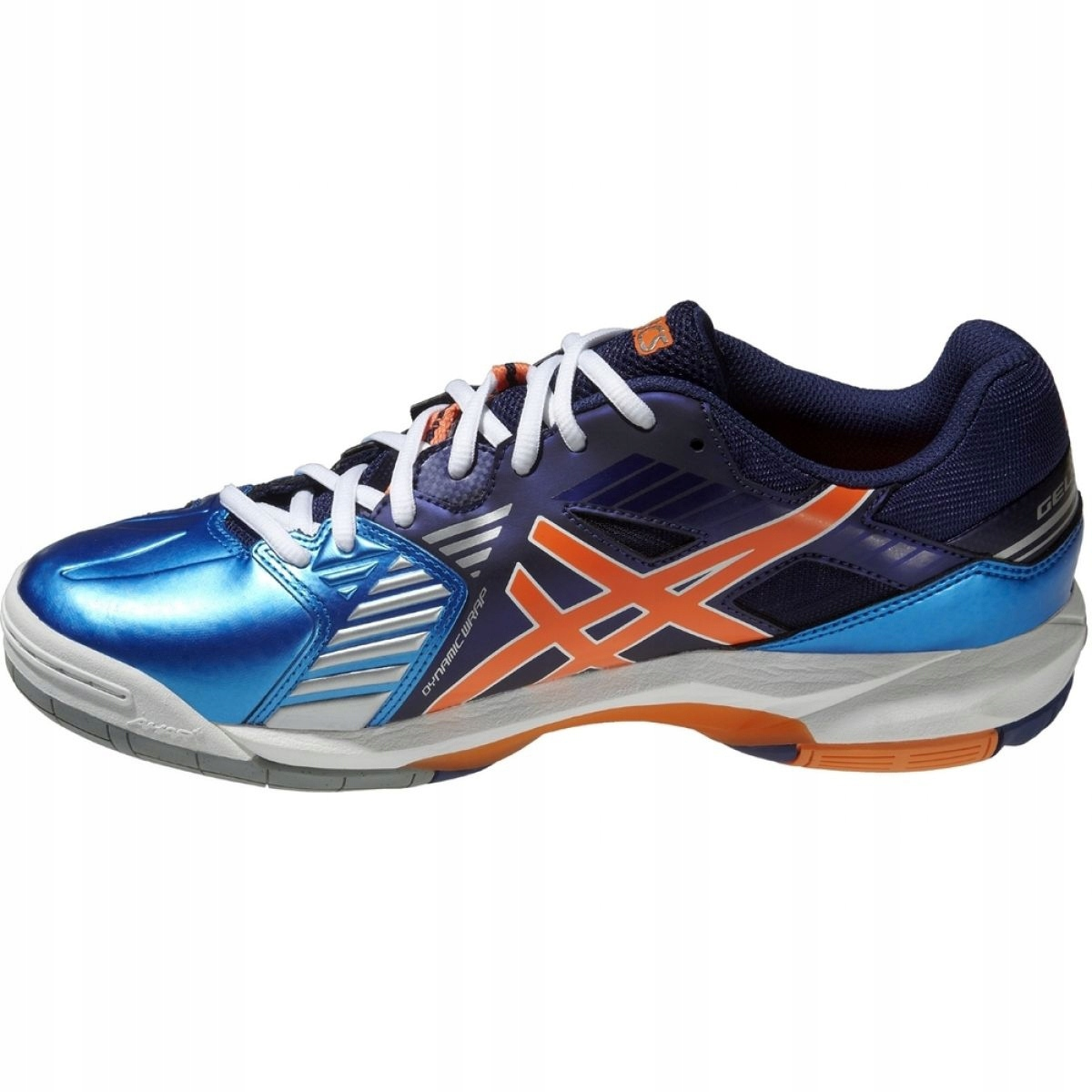 Adolescente cesar Goteo  Asics Gel Sensei 5 M B402Y-4101 shoes multicolored blue - ButyModne.pl