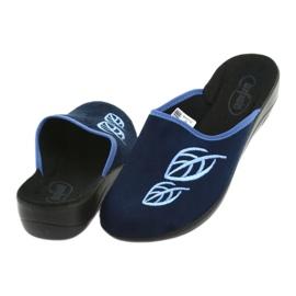 Befado women's shoes pu 552D002 navy 5