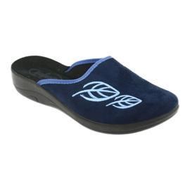 Befado women's shoes pu 552D002 navy 2
