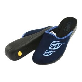 Befado women's shoes pu 552D002 navy 6