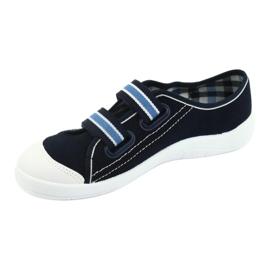 Befado children's shoes 672Y049 navy blue 3