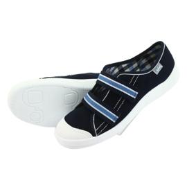 Befado children's shoes 672Y049 navy blue 6