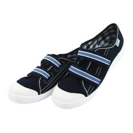 Befado children's shoes 672Y049 navy blue 4