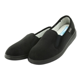 Befado women's shoes pu 991D002 black 2
